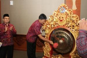 Pembukaan Seminar Wasbang LDII Denpasar Bali